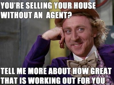 selling without real estate agent